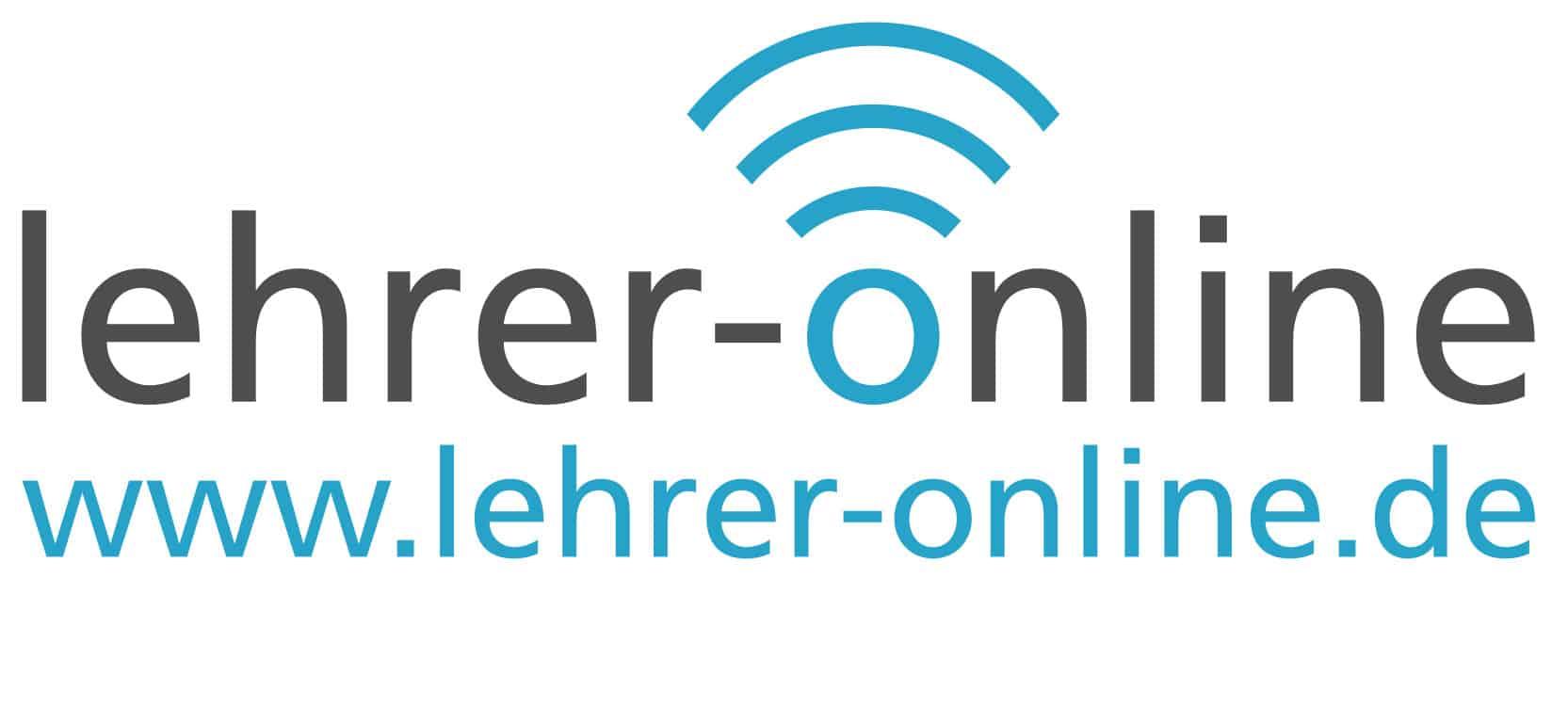 Lehrer-online Logo. Quelle: material.rpi-virtuell.de