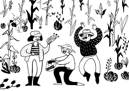 Detail aus dem Comic. Quelle: FDCL e.V.