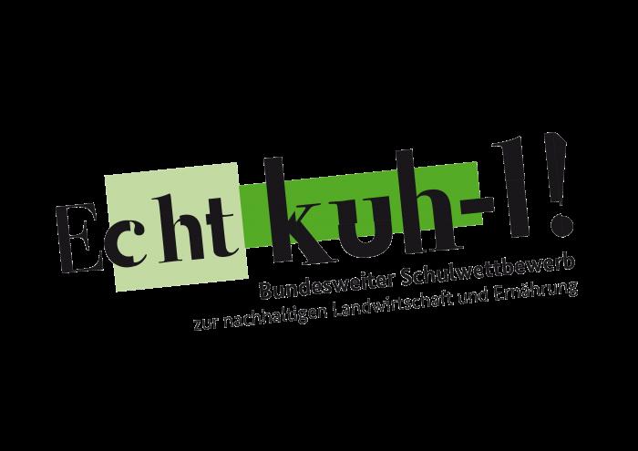Plakat zum Wettbewerb 2019/2020. Quelle: echtkuh-l.de