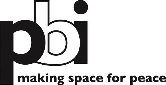 Logo Peace Brigades International - pbi. Quelle: pbi