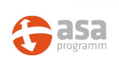 Logo ASA-Programm. Quelle: asa.engagement-global.de