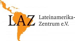 Logo Lateinamerikazentrum e. V. Quelle: http://lateinamerikazentrum.de/
