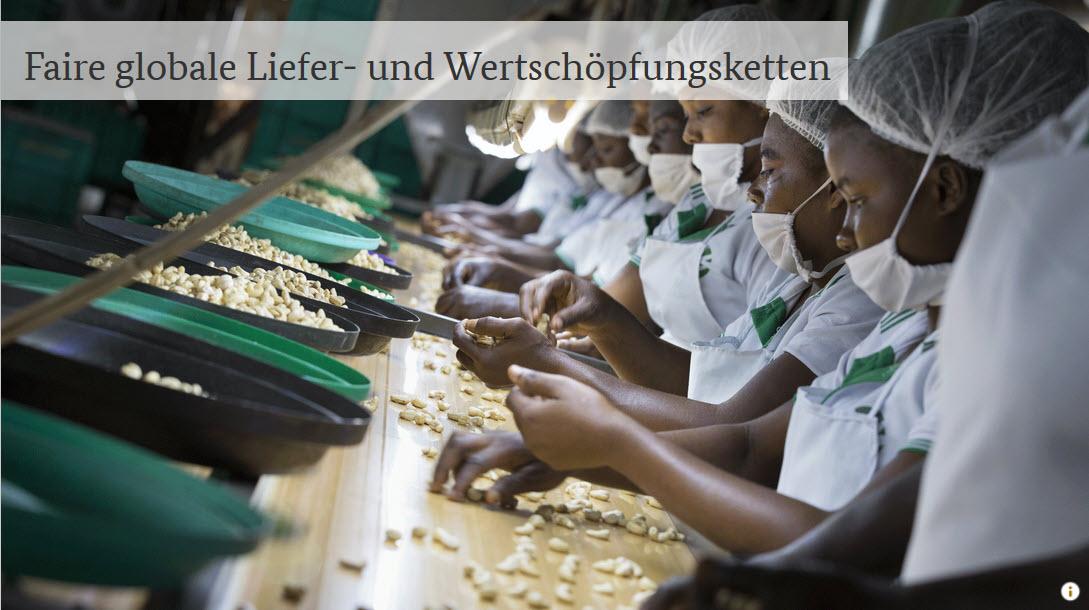 BMZ-Thema: Lieferketten  Quelle: bmz.de/de/themen/lieferketten/index.html