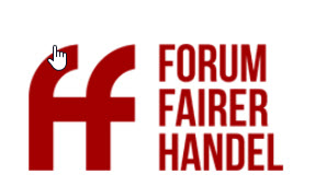 Logo Forum fairer Handel  Quelle: forum-fairer-handel