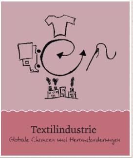 Logo Bildungsmaterial Textilindustrie  Quelle: bangladesch.org