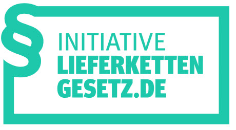 Logo Initiative Lieferkettengesetz  Quelle: Lieferkettengesetz.de
