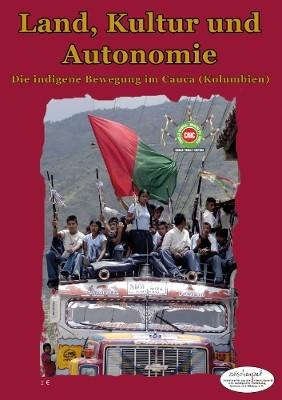 Titelseite Broschüre Land, Kultur und Autonomie. Quelle: aroma-zapatista.de
