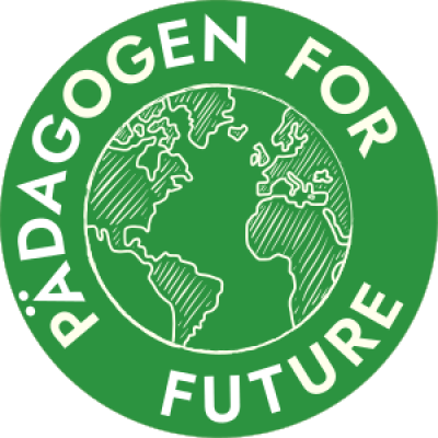 "Logo der Initiative ""Pädagogen for Future"". Quelle: paedagogenforfuture.org"
