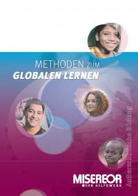 """Titelseite """"Methoden zum Globalen Lernen"""". Quelle: MISEREOR"""