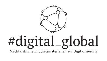 Logo Projekt #digital_global. Quelle: digital-global.net