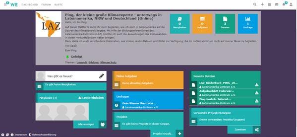 ping-geht-online-wechange2. Quelle: lateinamerikazentrum.de