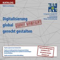 Titelseite Katalog BREBIT 2021  Quelle:brebit.org