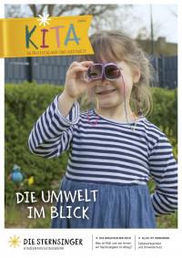 """KITA – in Deutschland und weltweit: Die Umwelt im Blick. Quelle: Kindermissionswerk """"Die Sternsinger"""" e.V."""