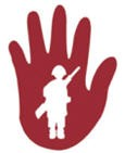 Logo Aktion Rote Hand. Quelle: Aktion Rote Hand