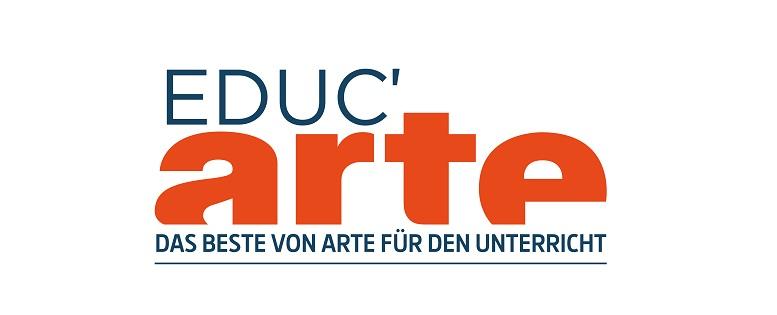 Logo Educ'ARTE. Quelle: Educ'ARTE