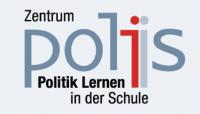 Logo Zentrum polis. Quelle: www.politik-lernen.at