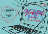"Handreichung ""Globital? Globales Lernen Digital"". Quelle: ICJA"