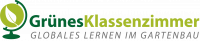 Grünes Klasenzimmer Logo, Quelle: http://globales-lernen-gartenbau.de/