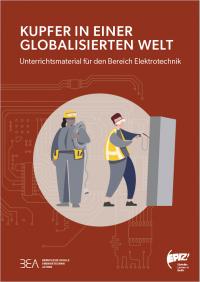 """Cover des EPIZ-Bildungsmaterials """"Kupfer in einer globalisierten Welt"""" Quelle: https://www.epiz-berlin.de"""