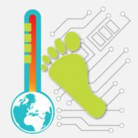 """Grafik zum LearnStep """"Der digitale CO2-Fußabdruck"""". Quelle: globalesklassenzimmer-aachen.de"""