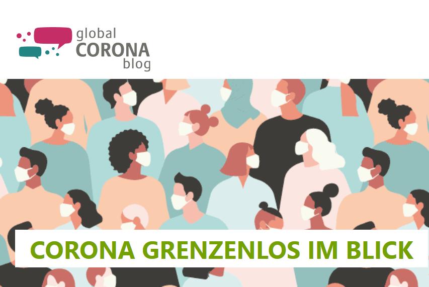 Global Corona Blog Logo, Bild von https://www.ewnt.de/