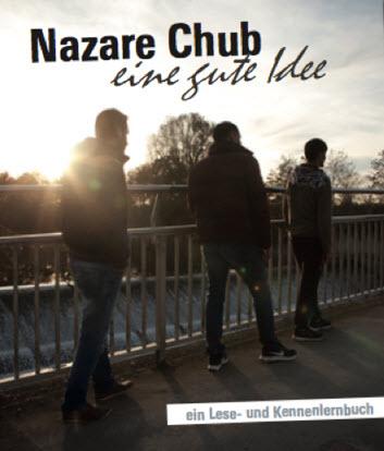 """Titelseite """"Nazare chub"""". Quelle: nazarechub.de"""