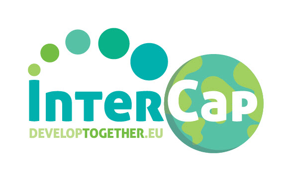 Logo InterCap. Quelle: developtogether.eu