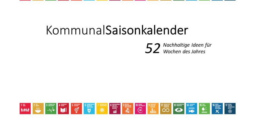 Logo Kommunalsaisonkalender. Quelle: dstgb.de