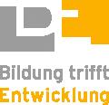 """Logo """"Bildung trifft Entwicklung"""". Quelle: bildung-trifft-entwicklung.de"""
