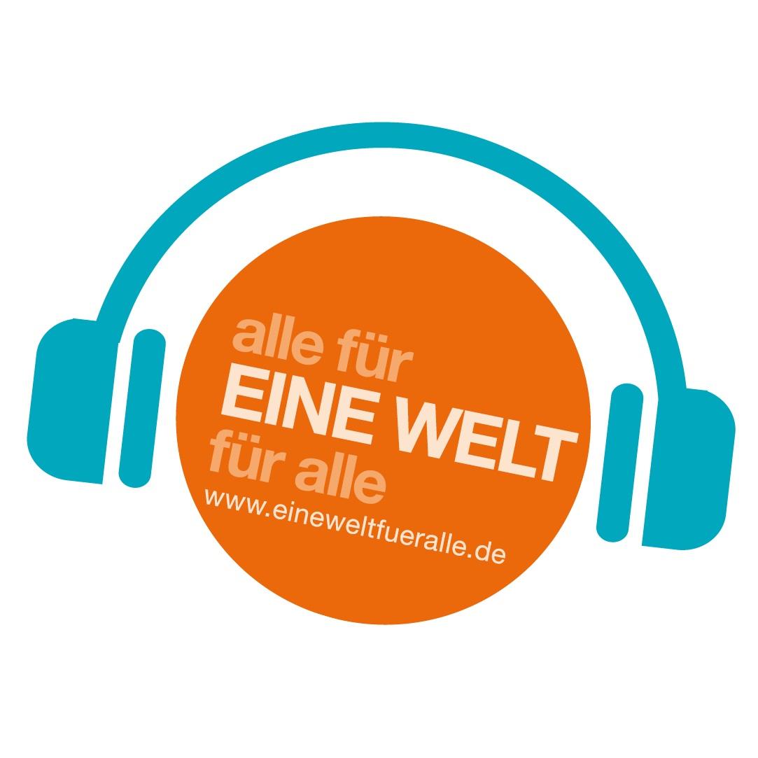 """Logo zum Song Contest """"Dein Song für EINE WELT!"""". Quelle: Engagement Global"""