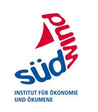 Logo SÜDWIND. Quelle: suedwind-institut.de