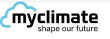 Logo MyClimate, Quelle:www.myclimate.org