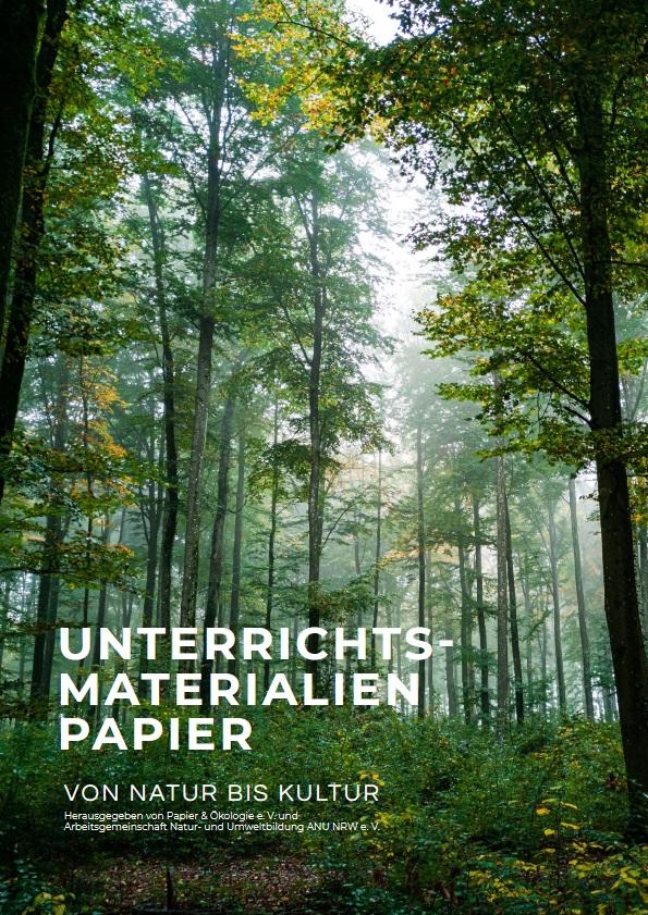 Titelbild Papier – Von Natur bis Kultur, Quelle: www.foep.info