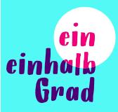 Logo eineinhalbGrad Kooperative Berlin. Quelle: www.eineinhalbgrad.de