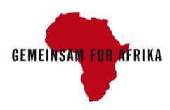 Logo Gemeinsam für Afrika. Quelle: gemeinsam-fuer-afrika.de