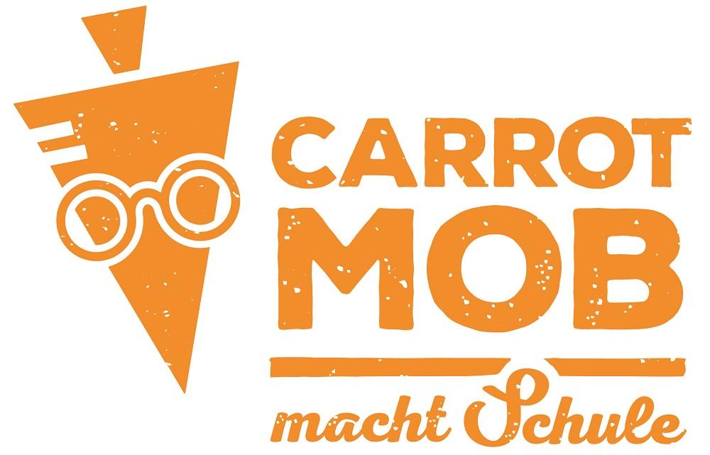 Logo Carrotmob. Quelle: BildungsCent e.V.