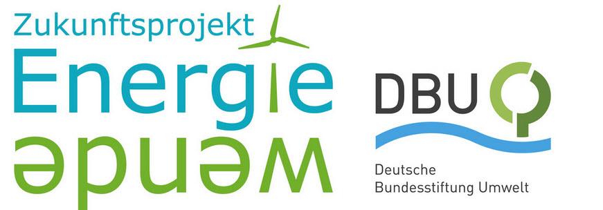 """Logo """"Zukunftsprojekt Energiewende"""". Quelle: dbu.de"""