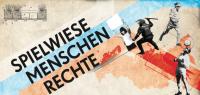 Logo Spielwiese Menschenrechte. Quelle: 120minuten.net