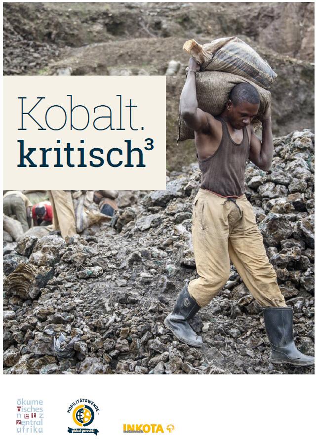 """Titelseite """"Kobalt. kritisch³"""". Quelle: inkota.de"""