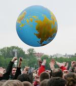 Konfis und die Eine Welt. Bild: Foto von Nadine Malzkorn