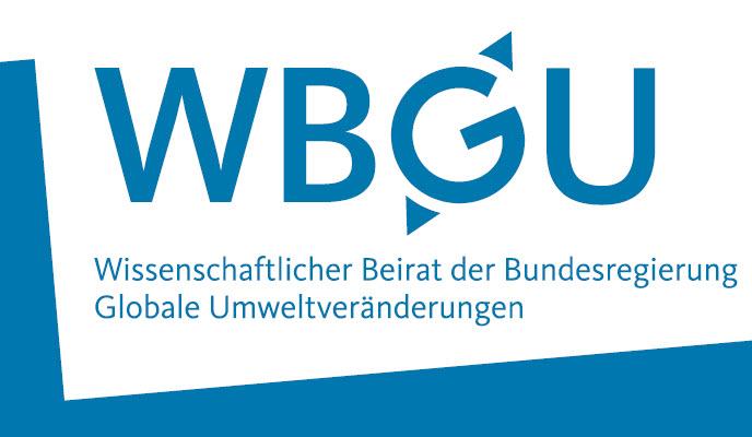 Logo WBGU. Quelle: wbgu.de