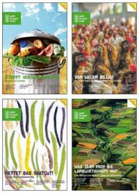 Klimawandel macht Hunger!  Unterrichtsmaterialien der Welthungerhilfe. Foto: Deutsche Welthungerhilfe e. V.