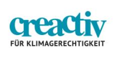 Logo CREACTIV Klimagerechtigkeit. Quelle: https://klimaretter.hamburg
