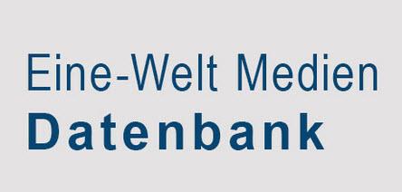 Logo Datenbank Eine-Welt Medien