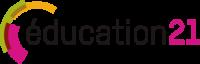 Logo éducation21, Quelle: www.education21.ch
