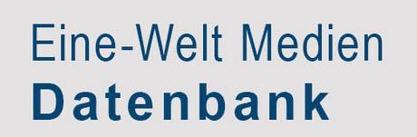 Logo Datenbank Eine Welt Medien, Quelle: Büro für Kultur- und Medienprojekte gGmbH