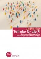 """Titelseite """"Teilhabe für alle ?!"""". Quelle: bpb.de"""
