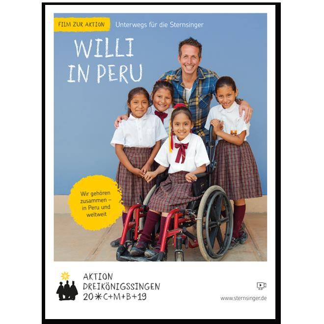 Sternsinger: Willi in Peru