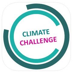 Climate Challenge App. Bildquelle: climatechallengeapp.com