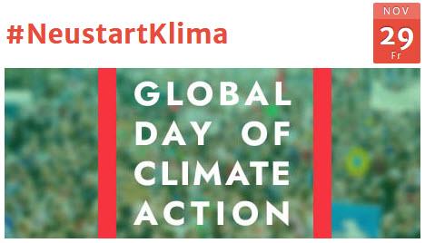 Aufruf zum 4. Globalen Klimastreik. Quelle: fridaysforfuture.de